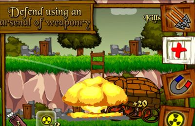 Download Robin Hood - Archer of the Woods iPhone free game.