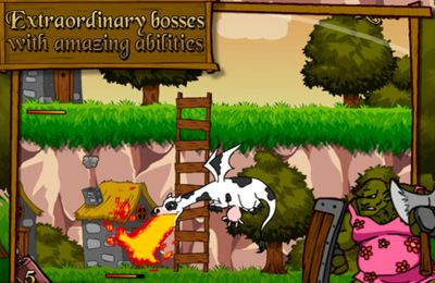 Kostenloser Download von Robin Hood - Archer of the Woods für iPhone, iPad und iPod.