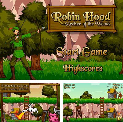 In addition to the game Battleship Craft for iPhone, iPad or iPod, you can also download Robin Hood - Archer of the Woods for free.