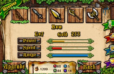 Скачать Robin Hood: Sherwood Legend на iPhone бесплатно