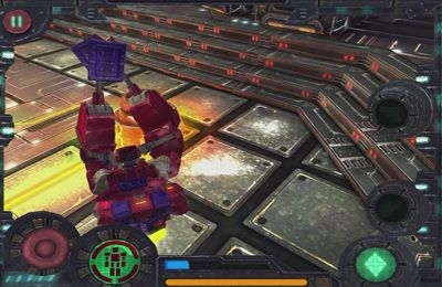 Screenshots do jogo Roblade:Design&Fight para iPhone, iPad ou iPod.
