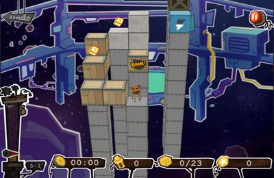 Download Robo5 iPhone free game.