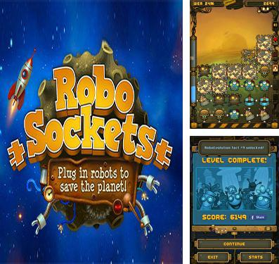 In addition to the game Heroes: A Grail quest for iPhone, iPad or iPod, you can also download Robo Sockets: Link Me Up for free.