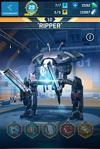 Descarga gratuita de Robocide para iPhone, iPad y iPod.