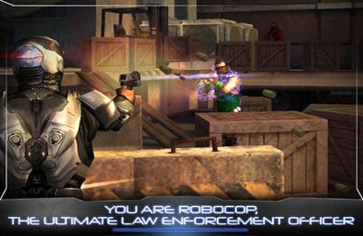 Descarga gratuita de RoboCop para iPhone, iPad y iPod.