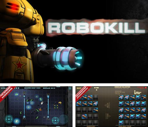 In addition to the game Toca lab for iPhone, iPad or iPod, you can also download Robokill for free.