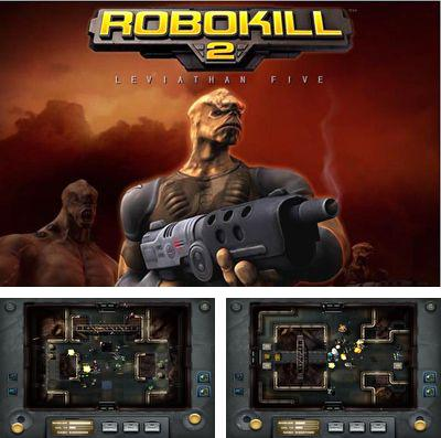 In addition to the game Kick the Buddy Independence Day for iPhone, iPad or iPod, you can also download Robokill 2: Leviathan Five for free.