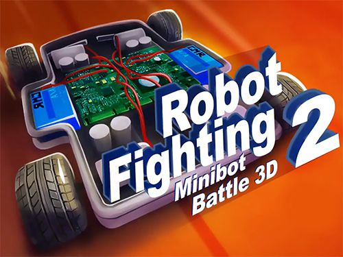 Robot fighting 2