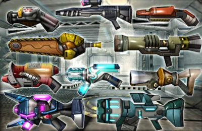 Free Robot N Gun download for iPhone, iPad and iPod.