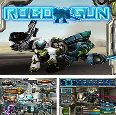 In addition to the game Draw Rider Plus for iPhone, iPad or iPod, you can also download Robot N Gun for free.