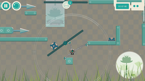 Download Robototics iPhone free game.