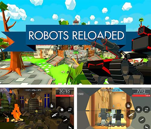 Download Robots reloaded iPhone free game.