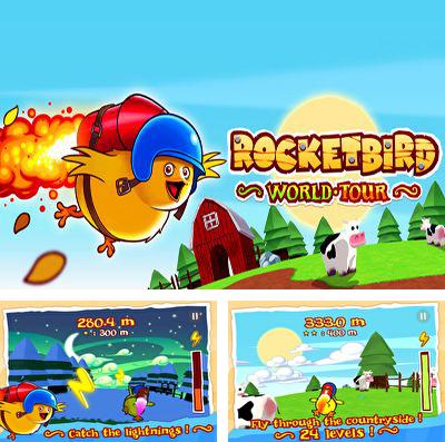 In addition to the game iBomber 2 for iPhone, iPad or iPod, you can also download Rocket Bird for free.