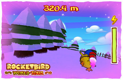 Скачать Rocket Bird World Tour на iPhone бесплатно