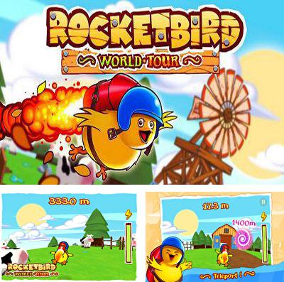 In addition to the game Destiny knights for iPhone, iPad or iPod, you can also download Rocket Bird World Tour for free.