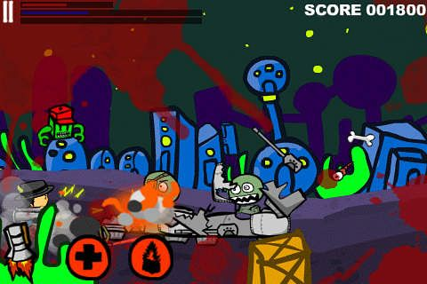 Screenshots of the Rocket boy game for iPhone, iPad or iPod.