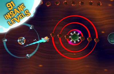 Screenshots do jogo Rocket Bunnies para iPhone, iPad ou iPod.