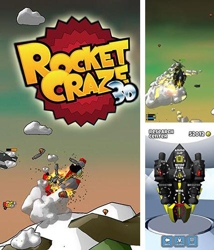 In addition to the game Blue Rabbit's Worlds for iPhone, iPad or iPod, you can also download Rocket craze for free.