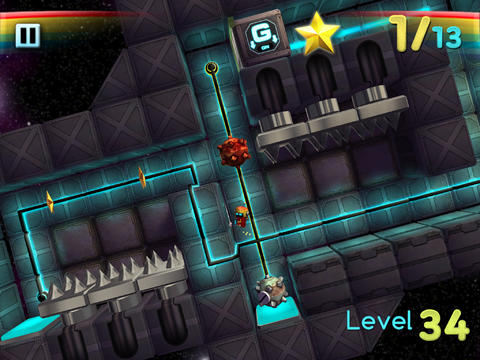 Descarga gratuita de Rocket robo para iPhone, iPad y iPod.