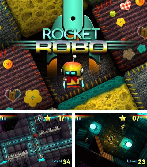 In addition to the game Secret of the Lost Cavern: Episode 2-4 for iPhone, iPad or iPod, you can also download Rocket robo for free.