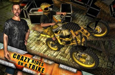 Free Rock(s) Rider download for iPhone, iPad and iPod.