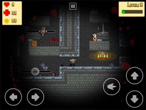 Capturas de pantalla del juego Rogue heroes para iPhone, iPad o iPod.
