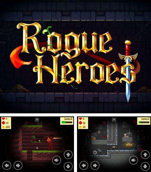 In addition to the game Ultra Dario for iPhone, iPad or iPod, you can also download Rogue heroes for free.