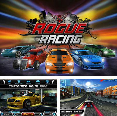 In addition to the game Merchants of space for iPhone, iPad or iPod, you can also download Rogue Racing for free.