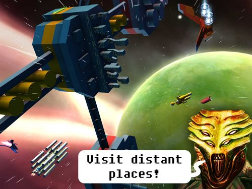 Download Rogue star iPhone free game.