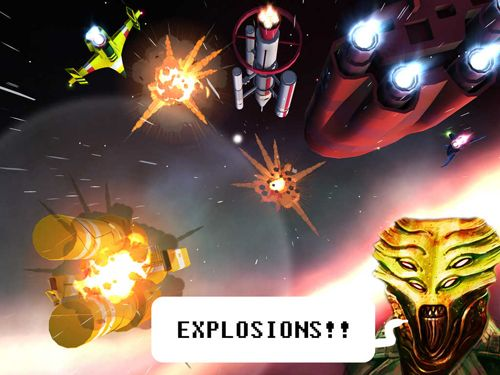 Screenshots do jogo Rogue star para iPhone, iPad ou iPod.