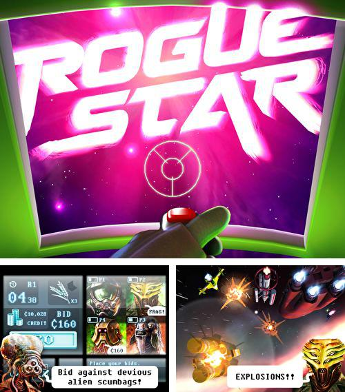 In addition to the game Tropical Stormfront for iPhone, iPad or iPod, you can also download Rogue star for free.