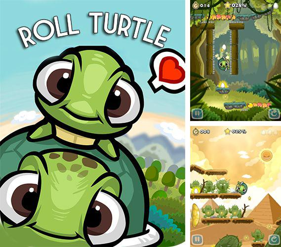 In addition to the game Marvel: Contest of champions for iPhone, iPad or iPod, you can also download Roll turtle for free.