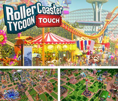 Download Roller coaster: Tycoon touch iPhone free game.