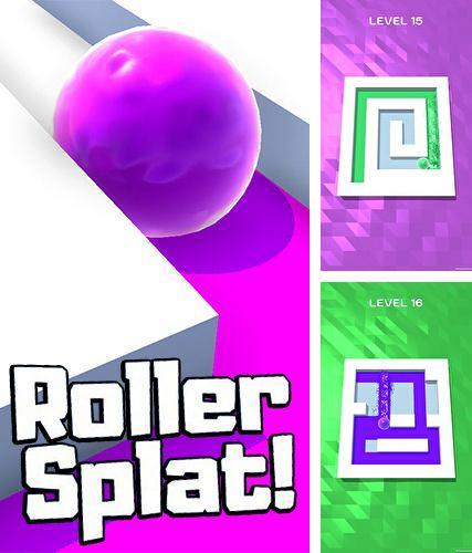 Download Roller splat! iPhone free game.