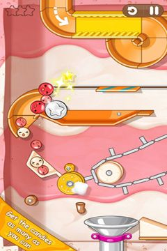 Screenshots of the Rolling Coins game for iPhone, iPad or iPod.