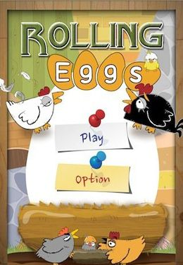 Rolling Eggs!