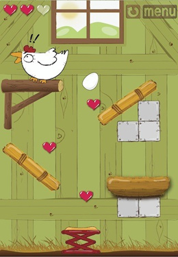 Download Rolling Eggs! iPhone free game.