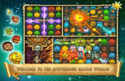 Download Rolling Idols: Lost City iPhone free game.