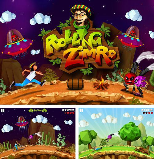 In addition to the game Dragon Lair for iPhone, iPad or iPod, you can also download Rolling Zimro for free.
