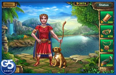 Download Romance of Rome iPhone free game.