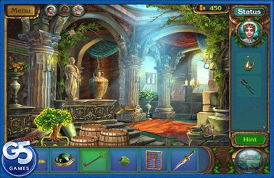 Screenshots of the Romance of Rome game for iPhone, iPad or iPod.