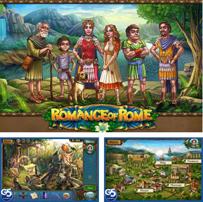 In addition to the game The Sims: Medieval for iPhone, iPad or iPod, you can also download Romance of Rome for free.