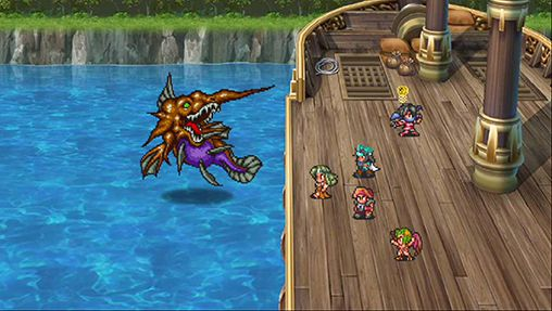 Download Romancing saga 2 iPhone free game.
