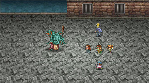 Screenshots do jogo Romancing saga 2 para iPhone, iPad ou iPod.