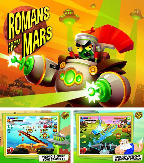 In addition to the game Can knockdown striker for iPhone, iPad or iPod, you can also download Romans From Mars for free.