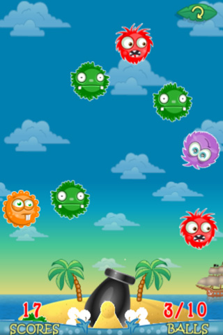 Descarga gratuita de Ronaldo: Tropical island para iPhone, iPad y iPod.