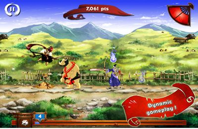 Descarga gratuita de Ronin para iPhone, iPad y iPod.