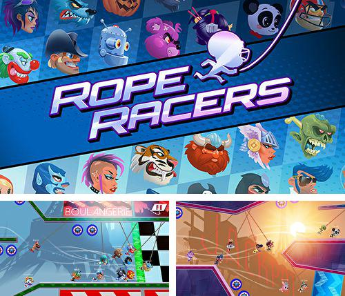In addition to the game Blackwell 3: Convergence for iPhone, iPad or iPod, you can also download Rope racers for free.