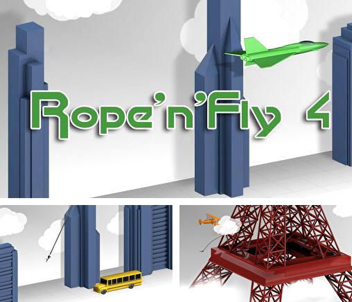 In addition to the game Interlocked for iPhone, iPad or iPod, you can also download Rope'n'fly 4 for free.