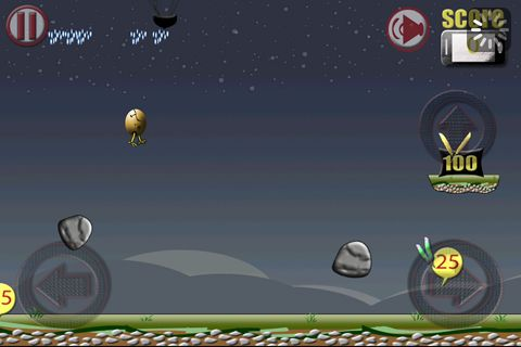 Screenshots of the Rotten egg game for iPhone, iPad or iPod.